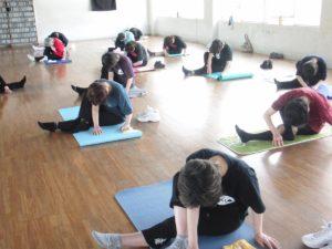 健康エアロ体操