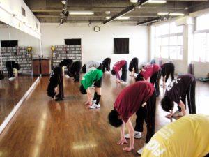中高年のためのやさしいシェイプ体操