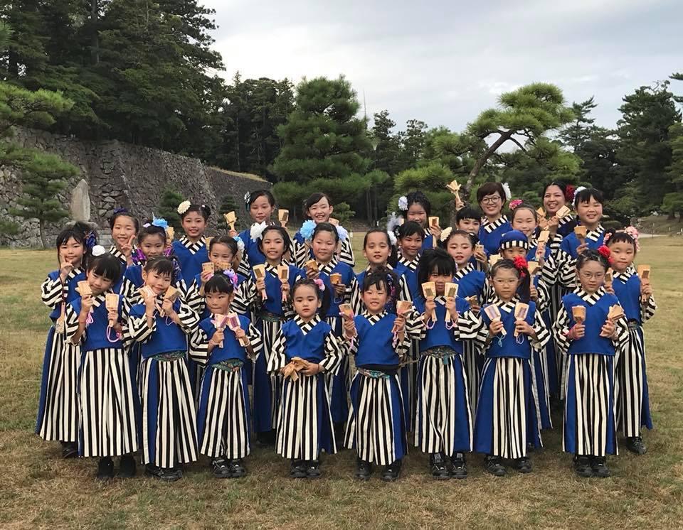 ジャムジュニア松江だんだん夏踊り