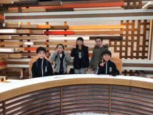 山陰中央テレビお仕事
