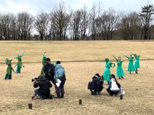 全国植樹祭しまね事前撮影